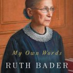 Ruth Bader Ginsburg. A true icon.
