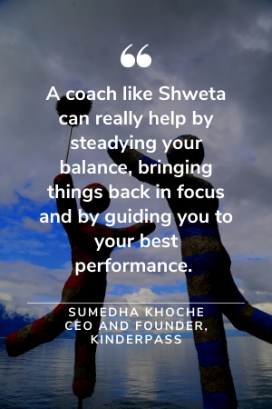 Testimonial by Sumedha Khoche for The Core Questin
