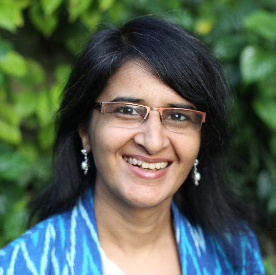 Shweta Anand Arora Founder The Core Questin