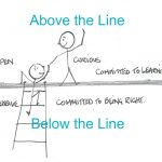 Leader! Are you willing to shift from Below the Line to Above the Line?